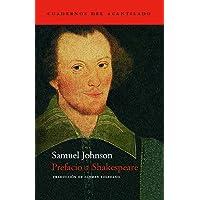 Prefacio a Shakespeare (Cuadernos del Acantilado)