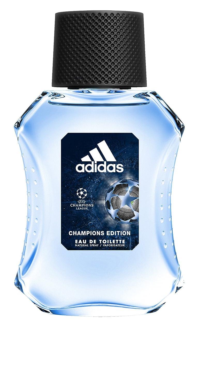 adidas UEFA Champions League Eau de Toilette - Belebend aromatisches Herren Parfüm für den dynamischen, sportlichen Mann - 1 x 50 ml
