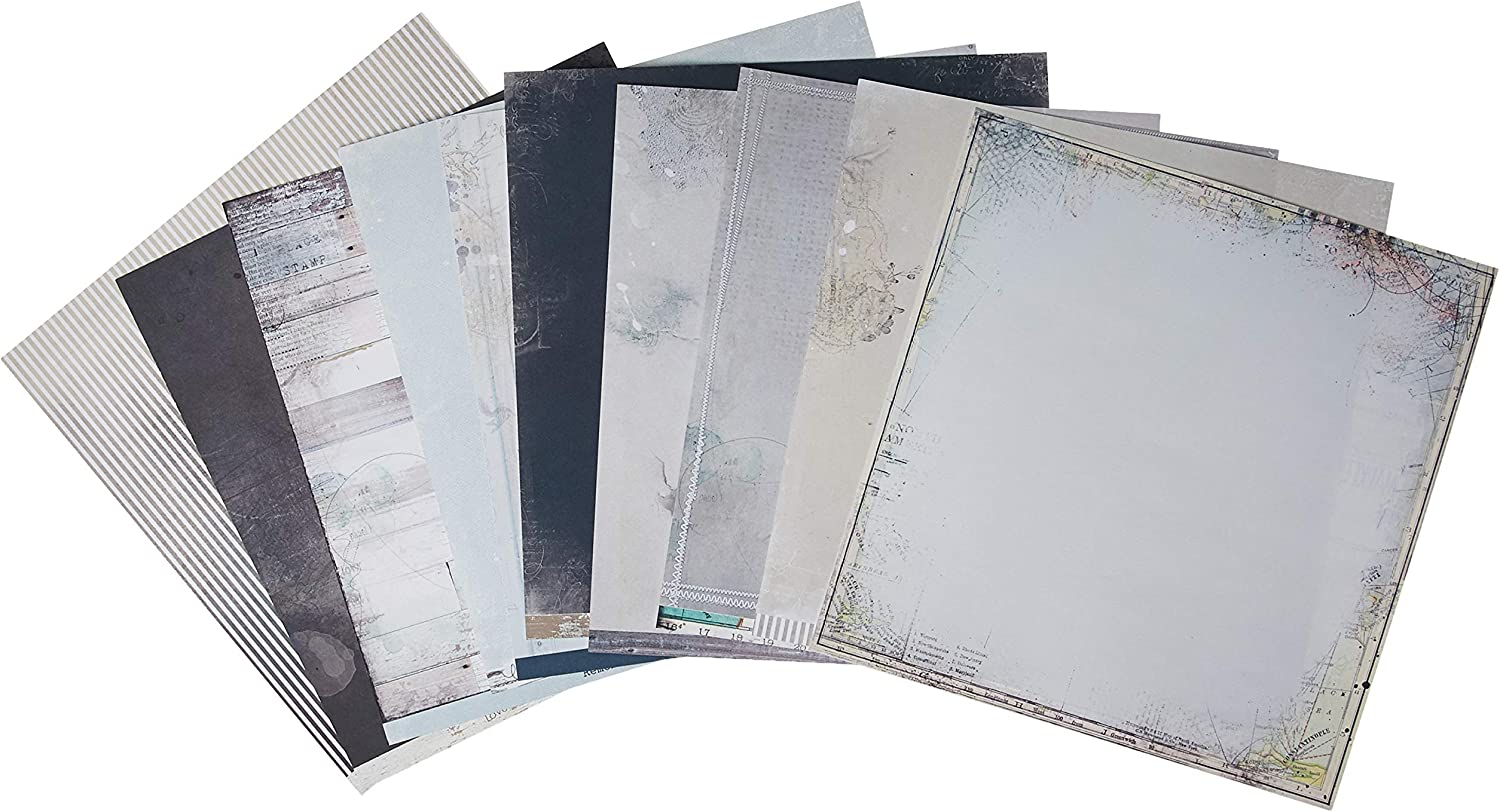 Multi 49 and Market OS88909 Collection Pack 12X12-Old School