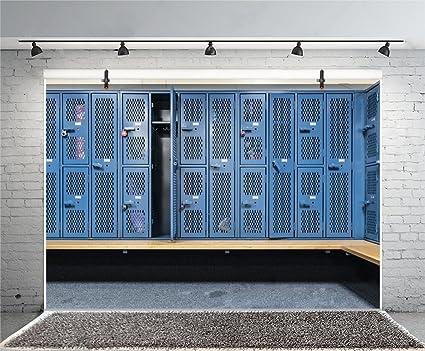 Amazon.com: leyiyi 6x4ft photography background vintage locker