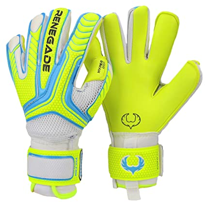 Renegade GK R-GK Vulcan Surge Hybrid Cut (Size 6) Goalkeeper Gloves Men eb23df575f