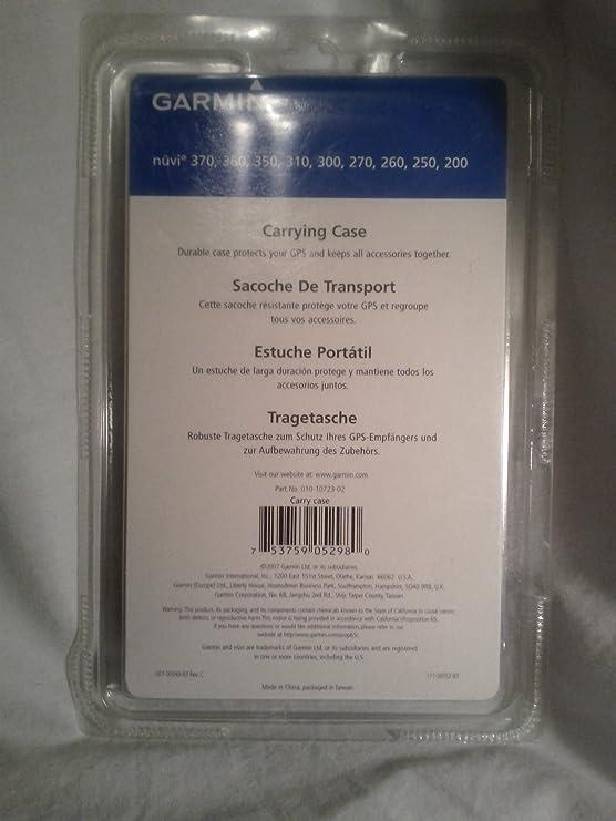 Case For Nuvi Garmin Leather Carry Case F/ Nuvi 350