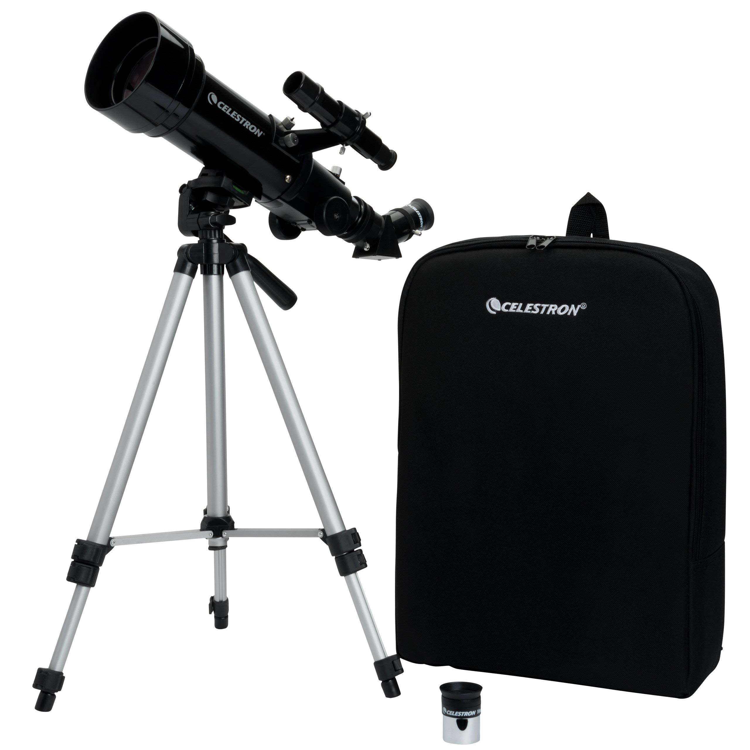 Celestron 21035 70mm Travel Scope (Renewed) by Celestron