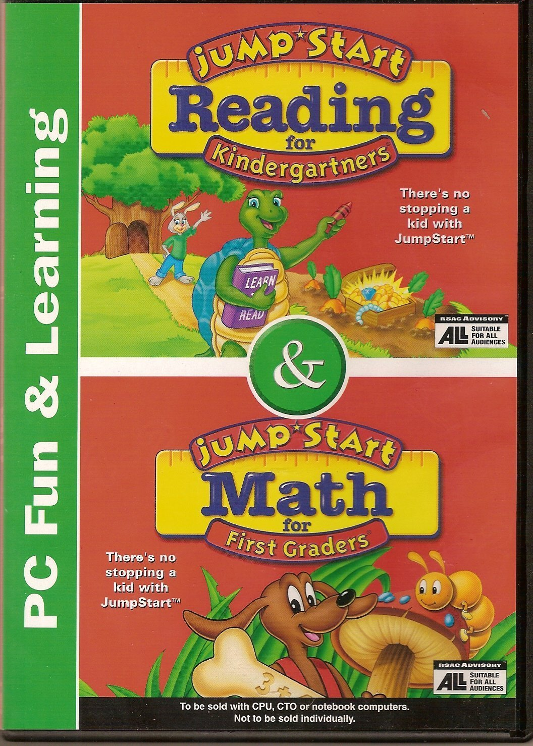JumpStart Advanced 1st Grade V2 by Jump Start