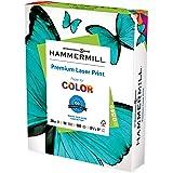 Hammermill Printer Paper, Premium Laser Print 28 lb, 8.5 x 11-1 Ream (500 Sheets) - 98 Bright, Made in the USA