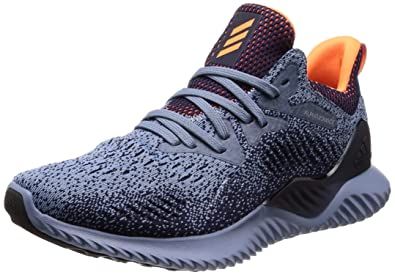 6ac789dc19e1 adidas Alphabounce Beyond Mens Running Shoes - Blue-9.5