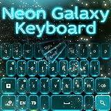 Neon Galaxy Keyboard