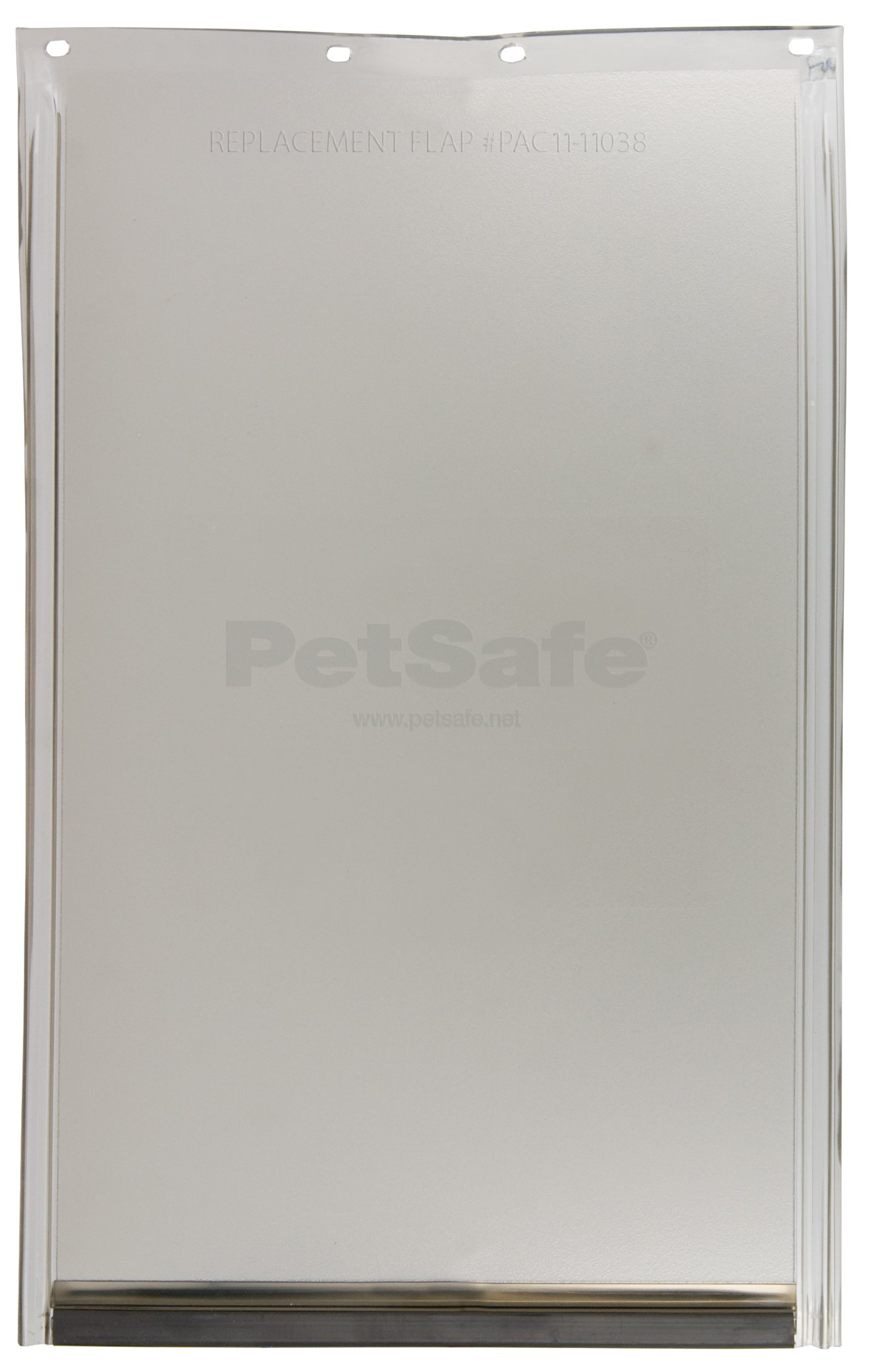 PetSafe Dog and Cat Door Replacement Flap, Medium, 8 1/8'' x 12 7/8'', PAC11-11038, Tinted Vinyl, Magnetic