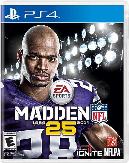 Madden NFL 25 - PlayStation 4: Video Games - Amazon com