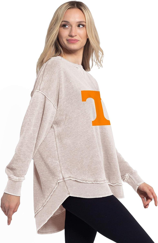 chicka-d NCAA womens Pullover Sweatshirt