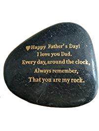 """Father's Day Gifts From Daughter or Son,"""" Happy Fathers Day, I love you Dad, everyday around the clock, always remember..."""