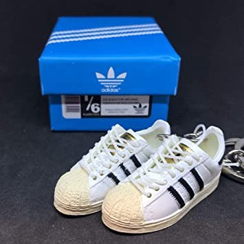 865ba22d69377 Amazon.com : Pair Originals Superstar Vintage Black White OG Tennis ...