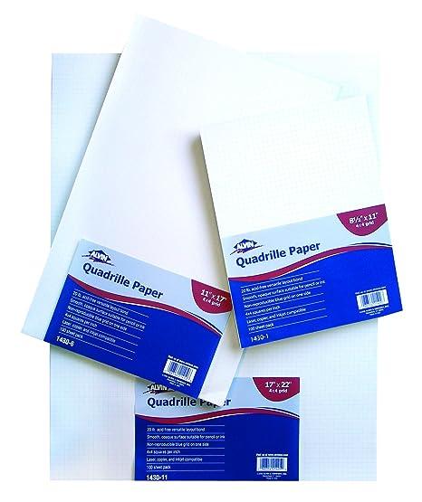 amazon com alvin paper graph paper 1430 14 drafting tools