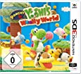 Poochy & Yoshi's Woolly World - [3DS]