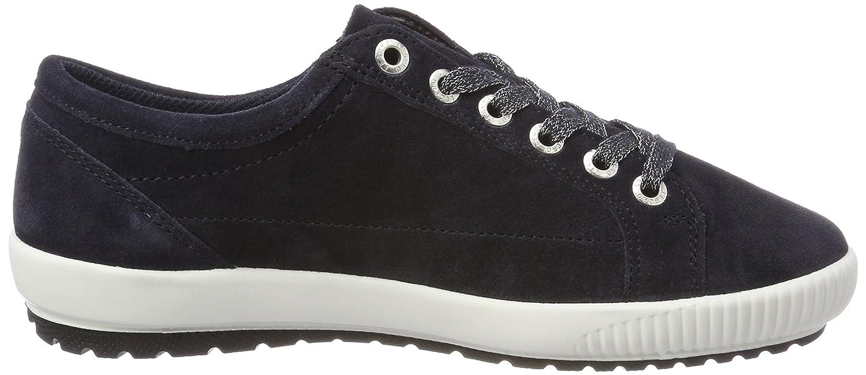 Legero Legero Legero Damen Tanaro Niedrig-Top Sneaker Blau (Oceano) a04293