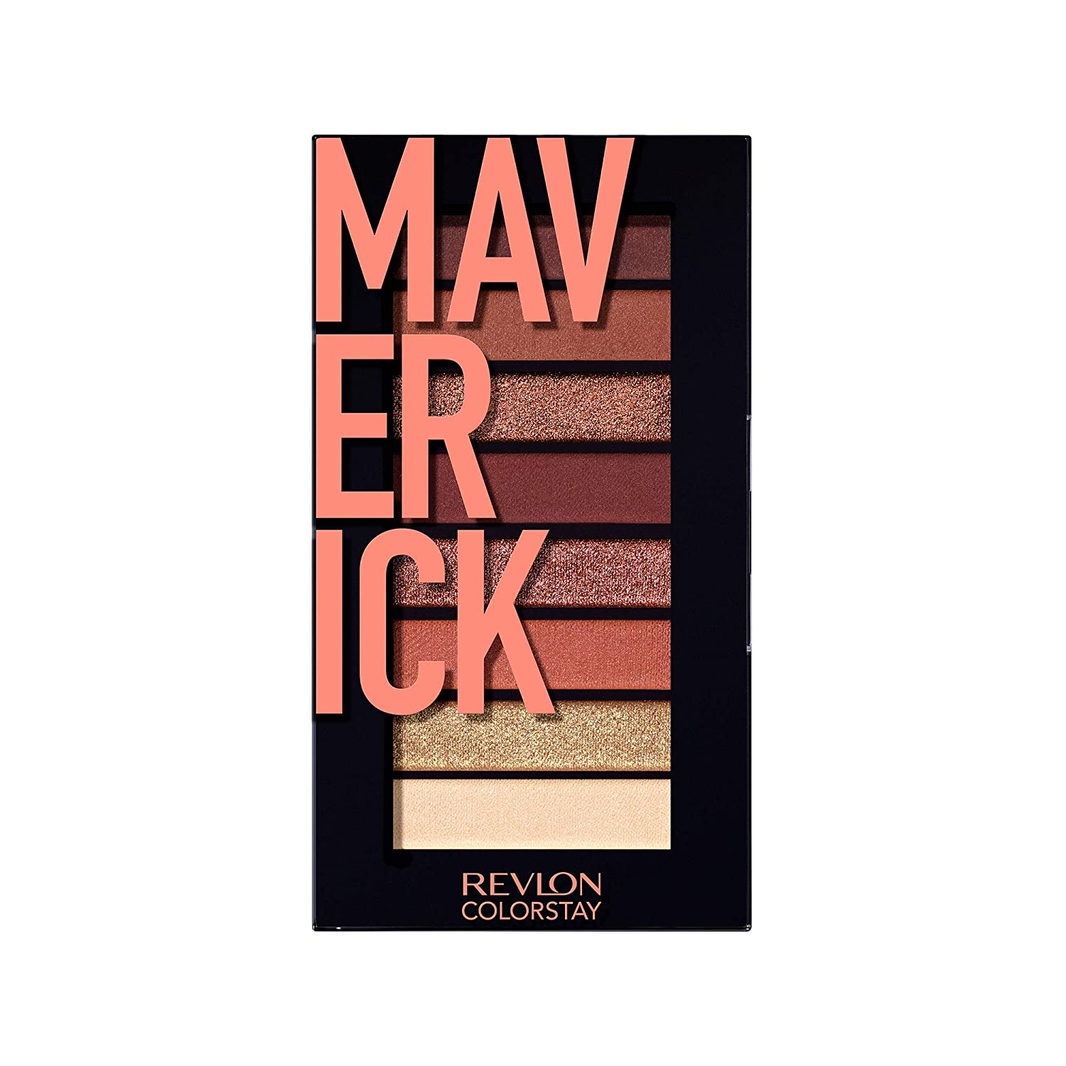 Revlon Colorstay Looks Book Eyeshadow Palette, Maverick, 3.4 Ounce