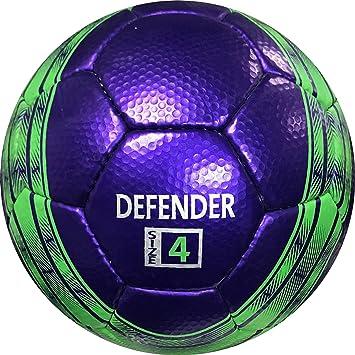 Defender de balón de fútbol - bola de calidad profesional tamaño 4 ...