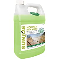 Sun Joe House & Deck Pressure Washer Concentrated Cleaner 1-Gal Jug Deals
