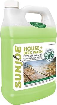 Sun Joe House and Deck All Purpose Detergent