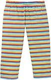Kinderbutt Capri-Leggings Single-Jersey gestrickter Ringel