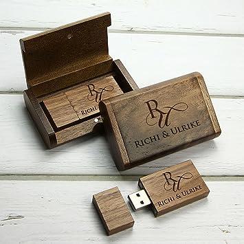 USB Stick Marty Holz