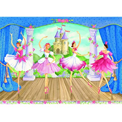 Ravensburger Fairytale Ballet - 60 Piece Jigsaw Puzzle for Kids – Every Piece is Unique, Pieces Fit Together Perfectly: Toys & Games [5Bkhe0301701]