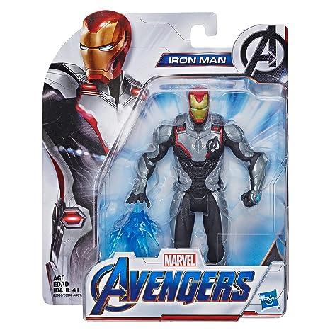 save off c21e7 60153 Marvel Avengers: Endgame - Iron Man (Action Figure, 15 cm)