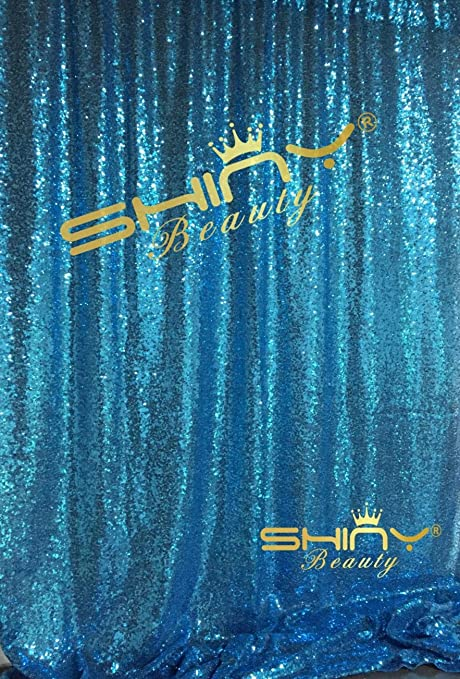 BACKDROP WEDDING Best Choice 5FT*6FT Turquoise Sequin Photo Booth  Backdrop,SEQUIN PHOTO Backdrop, Ceremony Backdrop, DIY Photobooth, ONE DAY  to ship!!