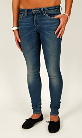 922ee836e28 French Connection Women's Macey Denim Skin Tight Jeans - Vintage Wash - 6