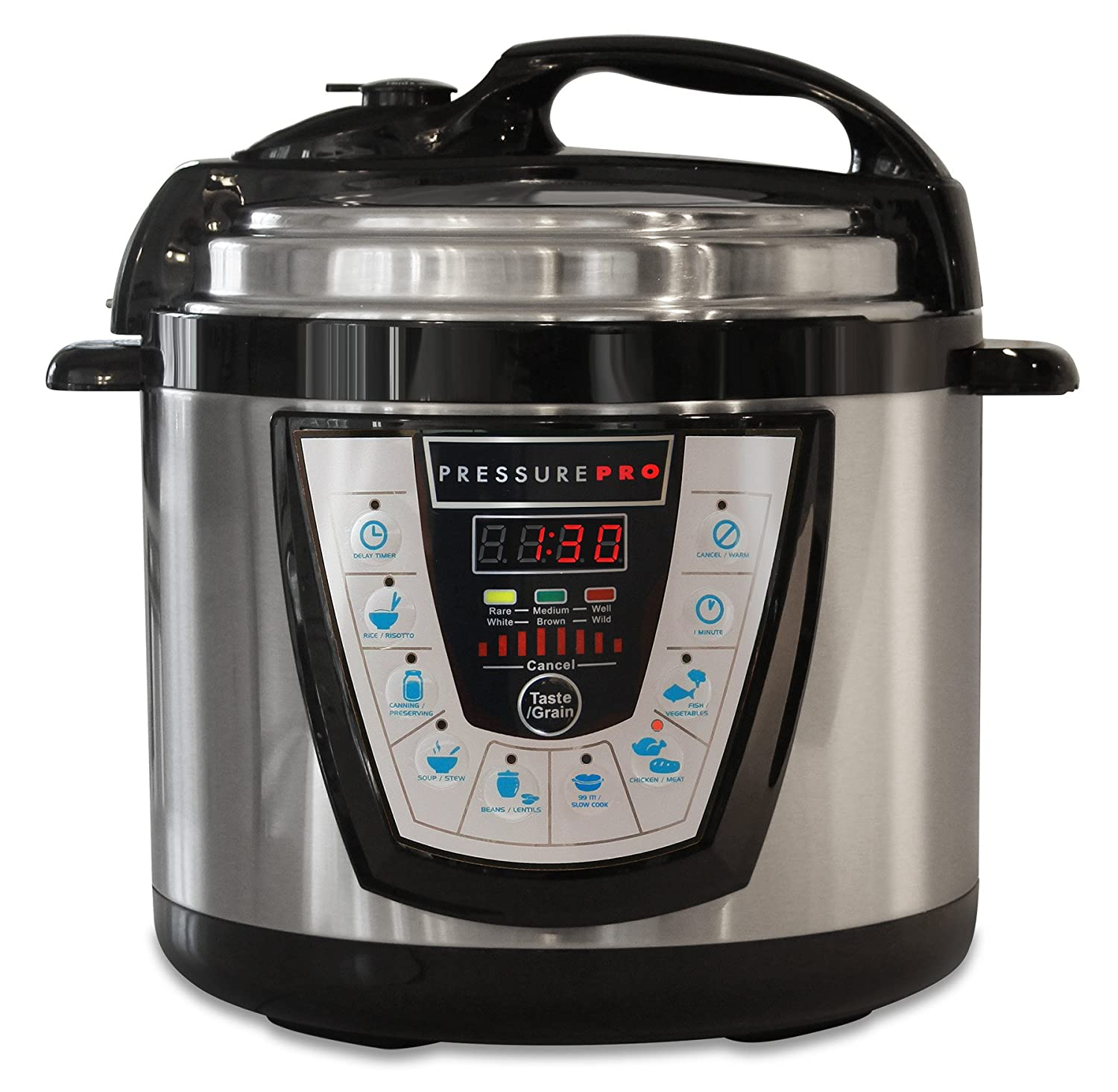 10-in-1 pressurepro 4 qt pressure cooker