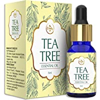 The Beauty Co. Tea Tree Oil For Acne and Blemish-Free Skin, 15 ml