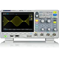 Siglent sds1204X -E–Osciloscopio 4x 200MHz