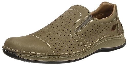 Rieker Herren 05286 Loafers & Mocassins Men Slipper