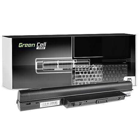 Green Cell® PRO Extended Serie Batería para Packard Bell EasyNote P5WSO Ordenador (Las Celdas