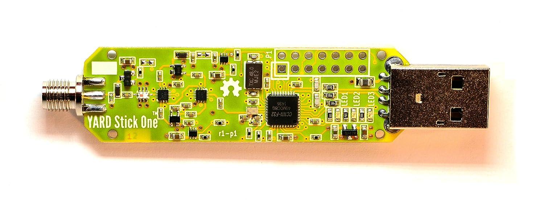 Amazon com: YARD Stick One - a sub-1 GHz wireless test tool