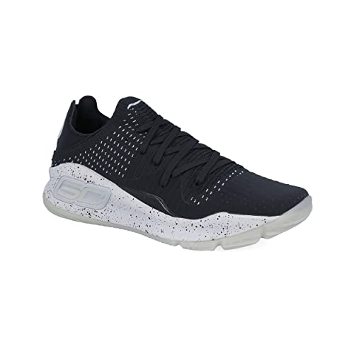 Amazon.com | Under Armour Curry 4 Basketball Shoes - 10 - Black | Basketball