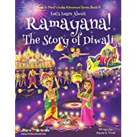 Let's Learn About Ramayana! The Story of Diwali. (Maya & Neel's India Adventure Series)