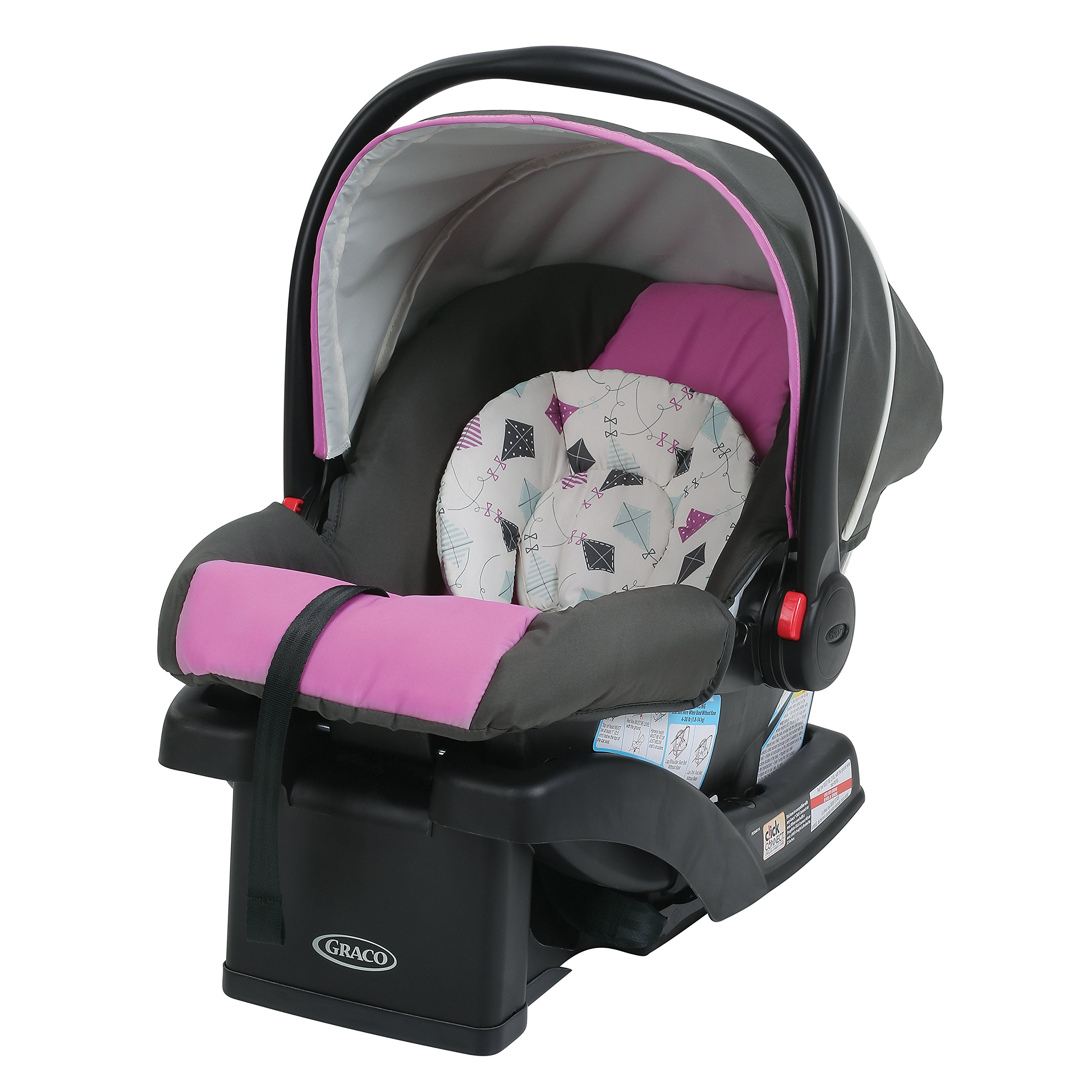 Graco SnugRide 30 Cick Connect Infant Car Seat Kyte
