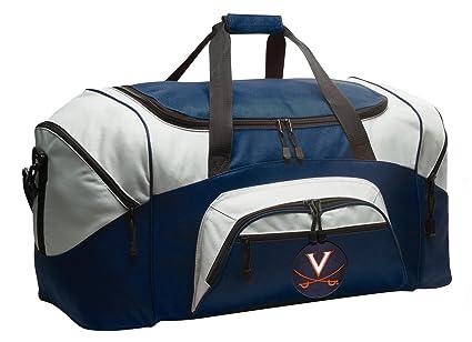 Amazon.com: Universidad de Virginia bolsa deportiva gimnasio ...