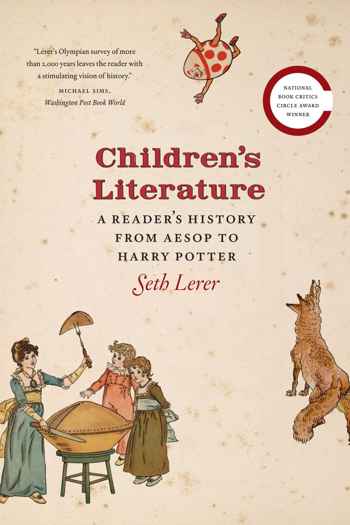 Read Online Children's Literature: A Reader's History, from Aesop to Harry Potter ebook