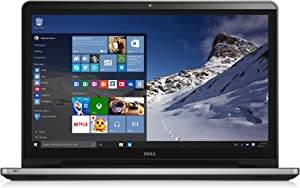 Dell Inspiron i5759-8835SLV 17.3 Inch FHD Touchscreen Laptop (6th Generation Intel Core i7, 16 GB RAM, 2 TB HDD) AMD Radeon R5 (Renewed)