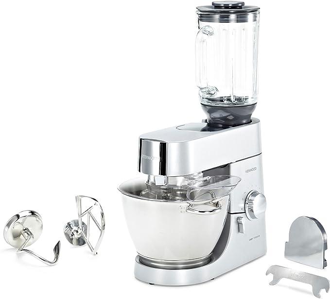 Kenwood KMC010 - Robot de cocina Titanium Chef: Amazon.es: Hogar