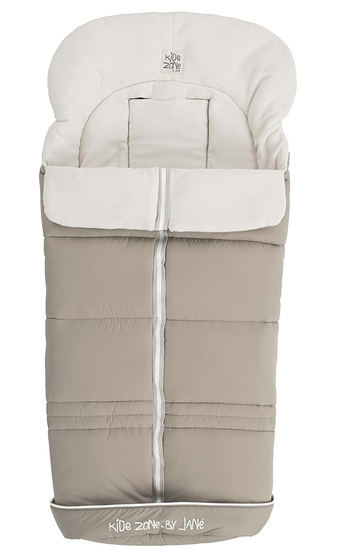 Jané Basic Off - Saco silla enfundable, color blanco: Amazon.es: Bebé