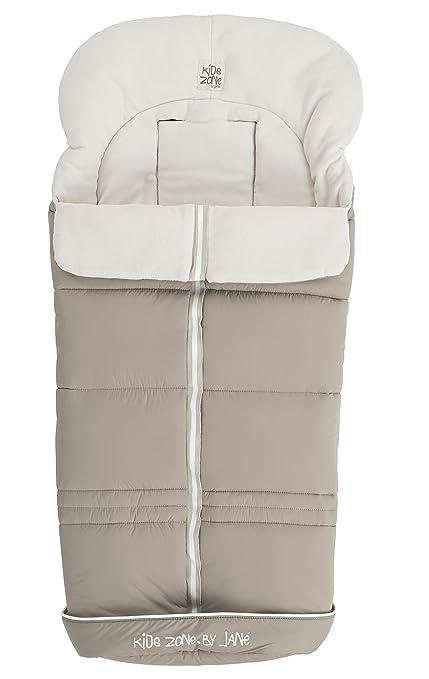 Jané Basic Off - Saco silla enfundable, color blanco: Amazon ...