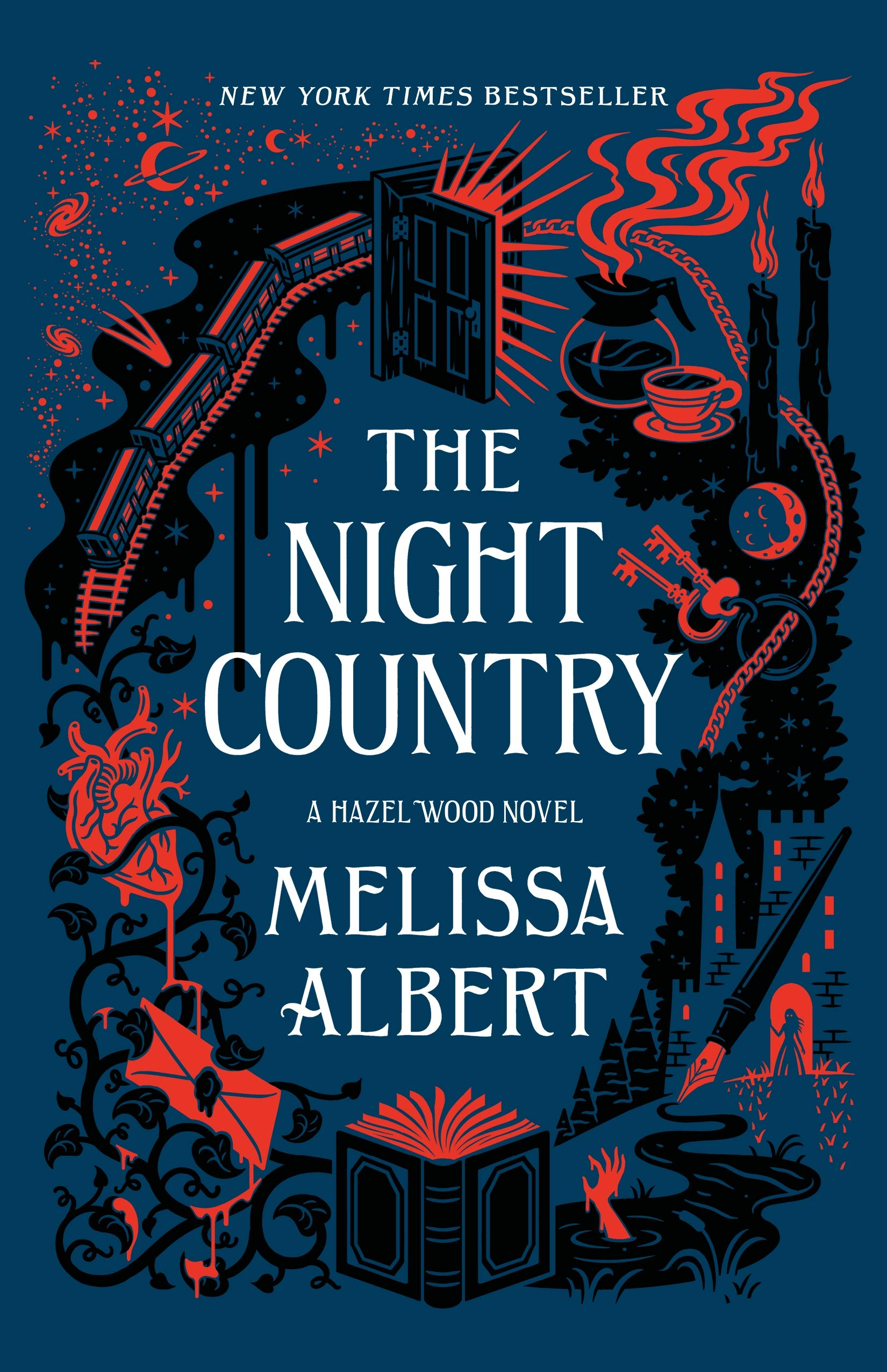 The Night Country Paperback