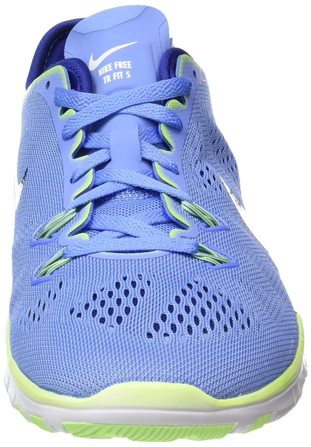 the latest 10835 a3676 Amazon.com | Nike Women's Free 5.0 TR Fit 4 Team Cross Trainer | Road  Running