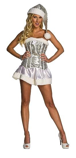 9e888e11e0e7 Amazon.com  Rubie s Costume Women s Winter Wonderland Dress  Toys ...