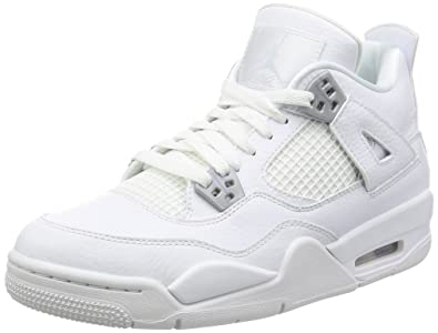 d194684a4192 Image Unavailable. Image not available for. Color  Jordan Big Kids 4 Retro  Basketball Shoe