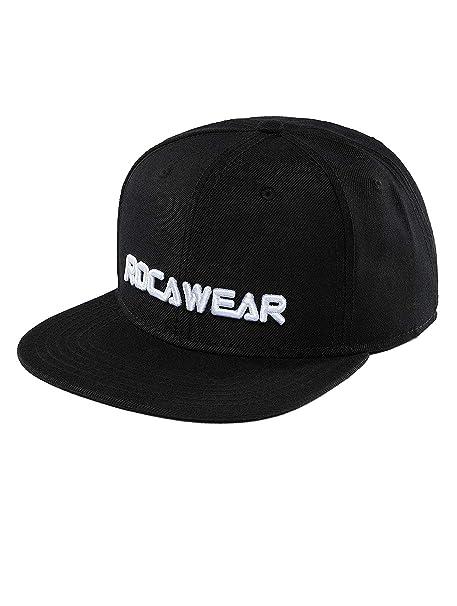 Rocawear Hombres Gorras / Gorra Snapback BLNCTY negro One Size: Amazon.es: Ropa y accesorios