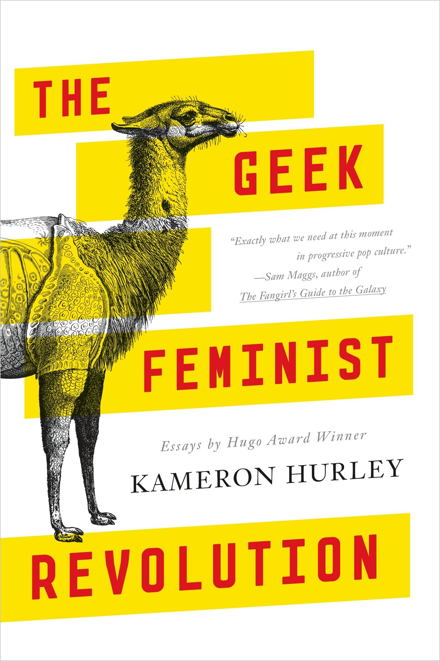 com the geek feminist revolution essays 9780765386243  com the geek feminist revolution essays 9780765386243 kameron hurley books